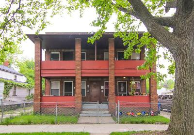 Cleveland Multi Family Home For Sale: 6900 Colgate Ave