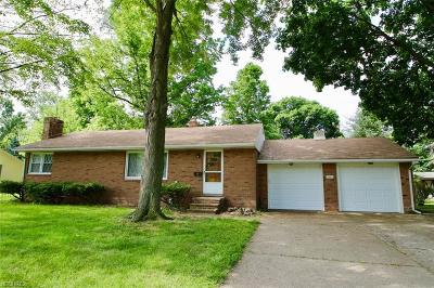 Painesville Township Single Family Home For Sale: 160 Clairmont Dr