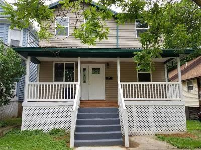 Marietta Single Family Home For Sale: 623 Front St