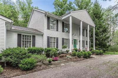 Geauga County Single Family Home For Sale: 16485 Lucky Bell Ln