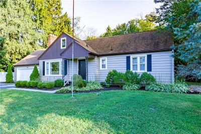 Single Family Home For Sale: 545 East Beech St
