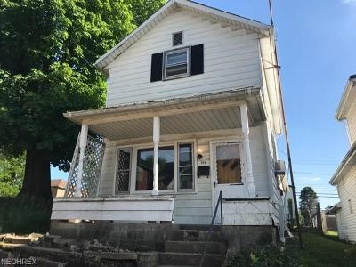 Perry County Single Family Home For Sale: 228 East Main St