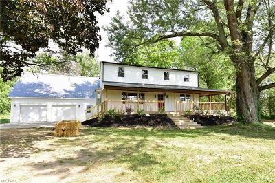 Medina Single Family Home For Sale: 6911 Bear Swamp Rd