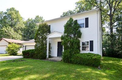 North Ridgeville Single Family Home For Sale: 5281 Cornell Ave