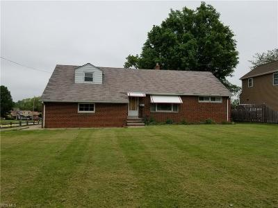 Wickliffe Single Family Home For Sale: 30415 Ridge Rd