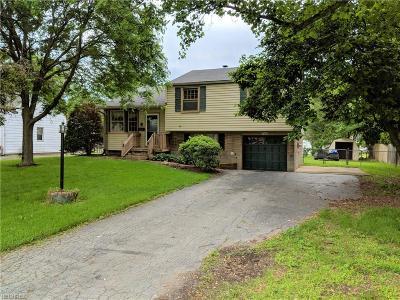 Boardman Single Family Home For Sale: 7362 Salinas Trl