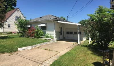 Belpre Single Family Home For Sale: 744 George St