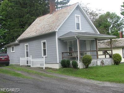 Salem OH Single Family Home For Sale: $55,900