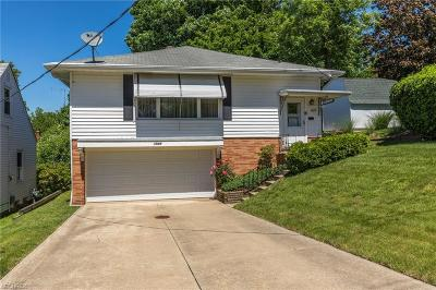 Wickliffe Single Family Home For Sale: 1929 Lincoln Rd