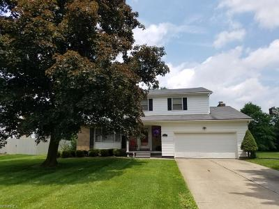 Boardman Single Family Home For Sale: 8007 Forest Lake Dr