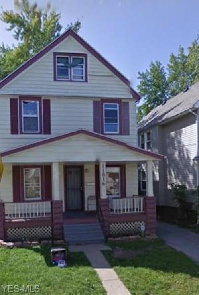 Cleveland Single Family Home For Sale: 11816 Honeydale Ave