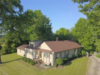 Middleburg Heights Single Family Home For Sale: 6639 Engle Rd
