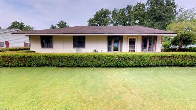 Single Family Home For Sale: 5968 Thunderbird Dr