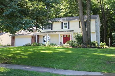 Highland Heights Single Family Home For Sale: 5830 Blair Dr