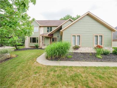 Avon Single Family Home For Sale: 4619 Bellerive Way