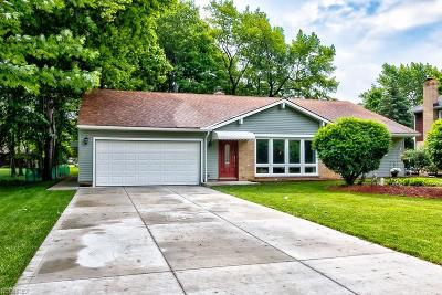 Highland Heights Single Family Home For Sale: 685 Jefferson Dr