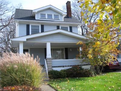 Lakewood Single Family Home For Sale: 1283 Donald Ave