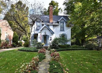Chagrin Falls Single Family Home For Sale: 165 South Franklin St