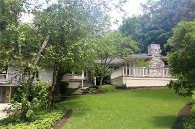 Geauga County Single Family Home For Sale: 1541 Bell Rd