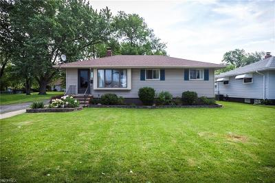 Brook Park Single Family Home For Sale: 6491 Smith Rd