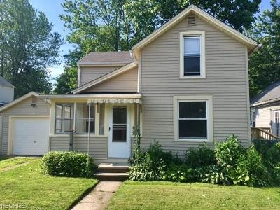 Fairport Harbor Single Family Home For Sale: 412 2nd St