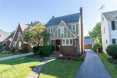 Euclid Single Family Home For Sale: 131 East 216th St