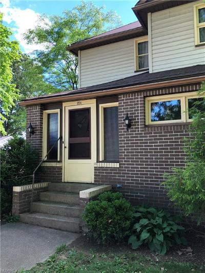 Rental For Rent: 214 Lincoln Ave