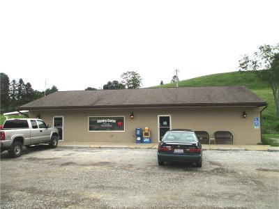 Guernsey County Commercial For Sale: 3394 Glenn Hwy