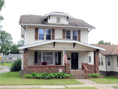 Single Family Home For Sale: 1316 Blaine Ave