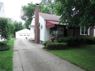 Boardman Single Family Home For Sale: 132 Brookfield Ave