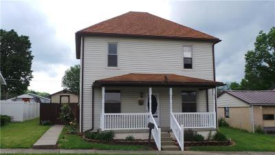 Guernsey County Single Family Home For Sale: 241 South 6th