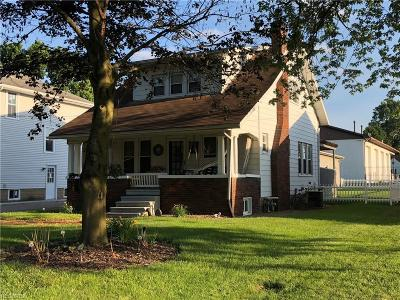 Zanesville Single Family Home For Sale: 1270 Newark Rd