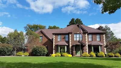 North Royalton Single Family Home For Sale: 14825 Lancelot Ln West