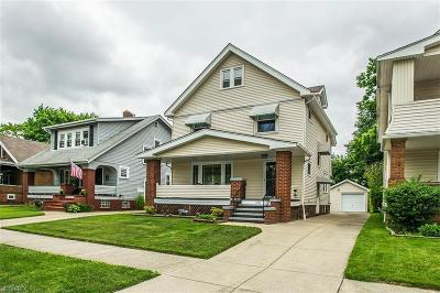 Single Family Home Sold: 3703 West 135th St