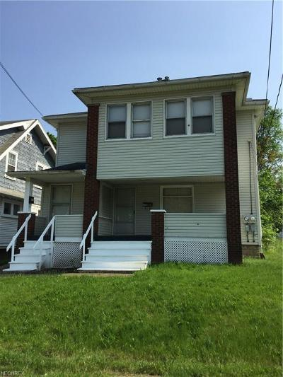 Youngstown Multi Family Home For Sale: 57 East Avondale Ave