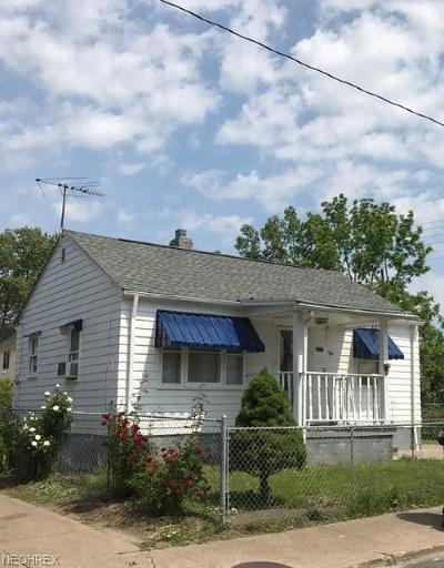 Single Family Home For Sale: 1937 West 75th St