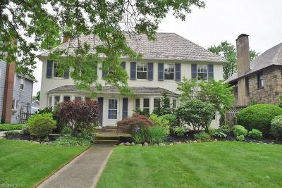 Cleveland Heights Single Family Home For Sale: 2370 Woodmere Dr
