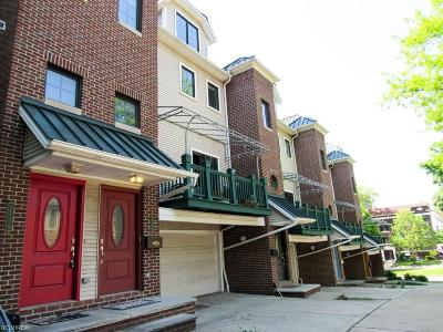 Cleveland Heights Condo/Townhouse For Sale: 2736 Euclid Heights Blvd #4