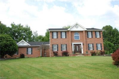 Struthers Single Family Home For Sale: 216 Misty Woods Ct