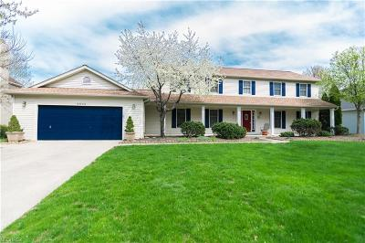 North Olmsted Single Family Home For Sale: 6095 Sandpiper Ln