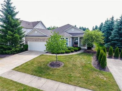 Strongsville Single Family Home For Sale: 11835 Greystone Pt