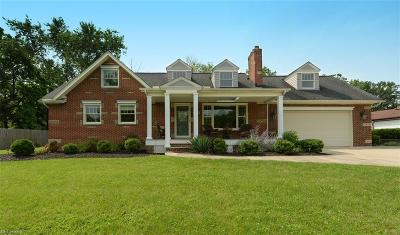 Brecksville, Broadview Heights Single Family Home For Sale: 7802 Fitzwater Rd