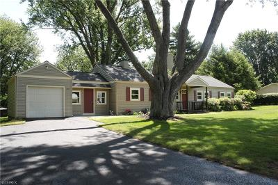 Madison Single Family Home For Sale: 1915 East Tuttle Park Rd