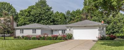 Highland Heights Single Family Home For Sale: 384 Sandhurst