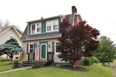 Muskingum County Single Family Home For Sale: 2033 Myrtle Ave
