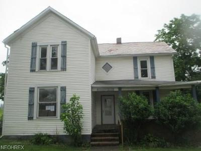 Guernsey County Single Family Home For Sale: 147 High Ave