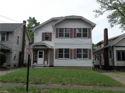 Youngstown Multi Family Home For Sale: 332 Mistletoe Ave