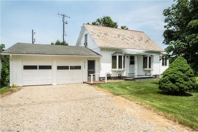 Muskingum County Single Family Home For Sale: 4175 Boggs Rd