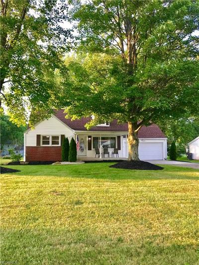 Canfield Single Family Home For Sale: 38 Skyline Dr