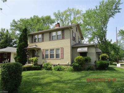 Geneva Single Family Home For Sale: 143 Elm St